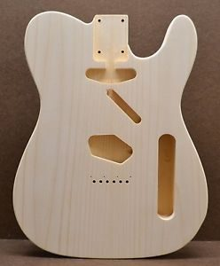 Jual Bahan Body Maple TELECASTER